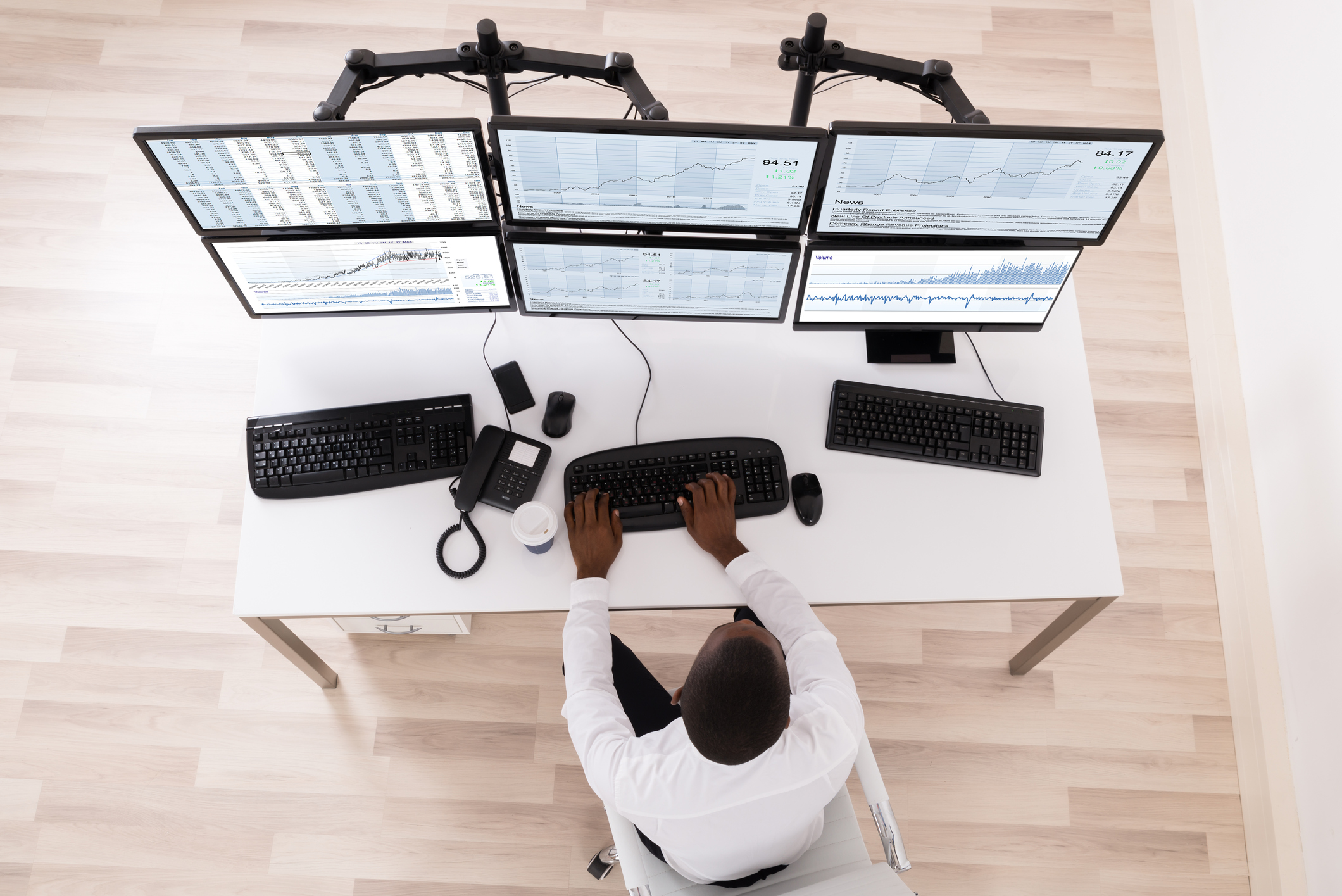 Audio/Visual Technology In Business
